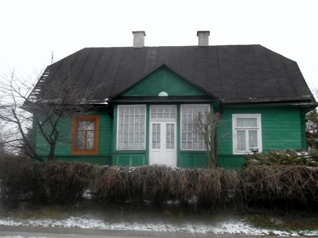 zielony dom 13 z