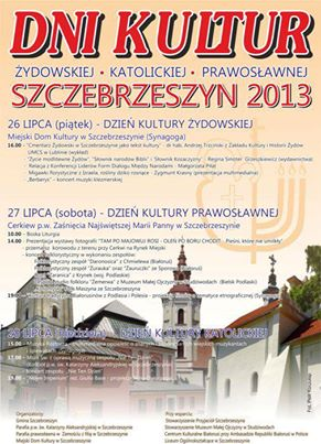 dni kultur w Szczebrzeszynie