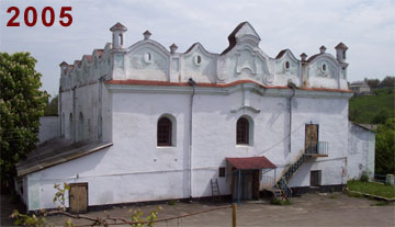 synagoga w Szarogrodzie