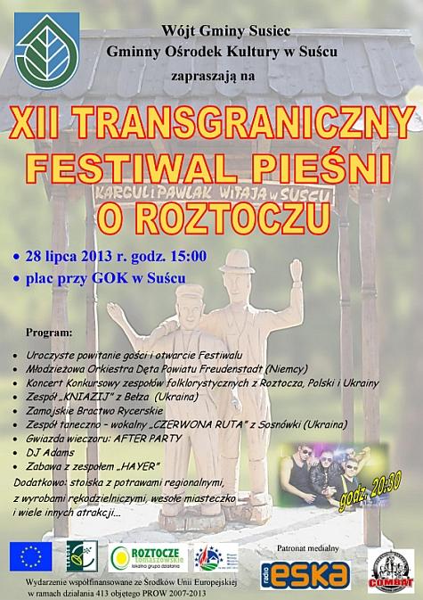 xii_festiwal Susiec z Bełża i Zamoyski