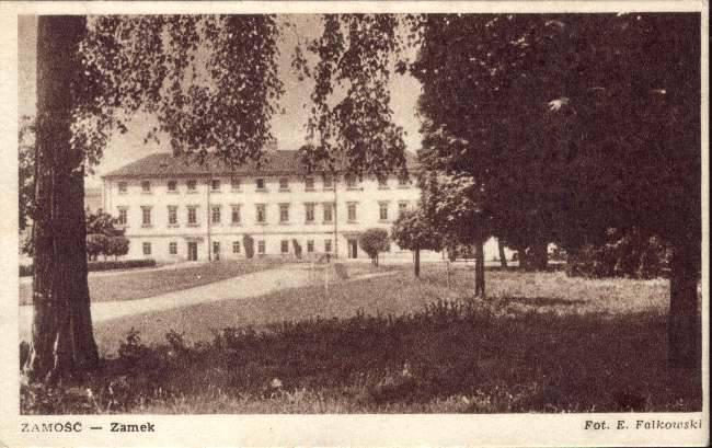 pałac str