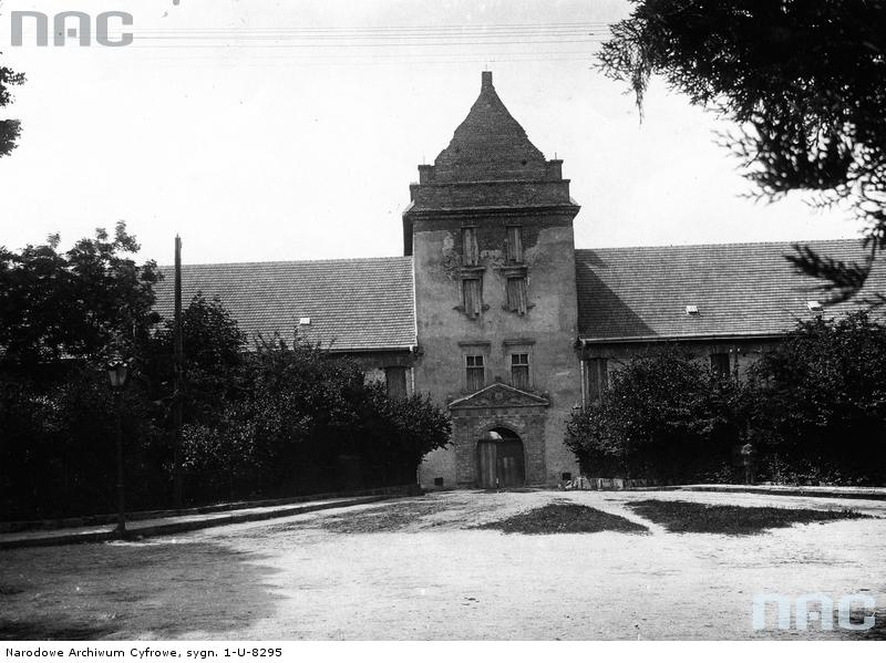 zamek żólkiew