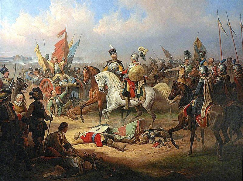 January Suchodolski Bitwa pod Kircholmem