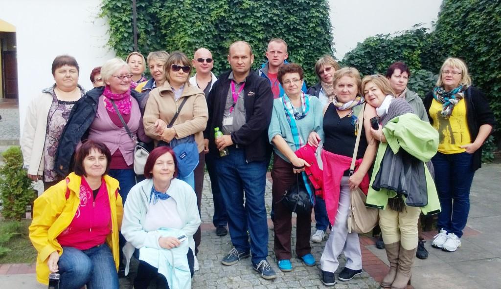Nauczyciele z Łodzi