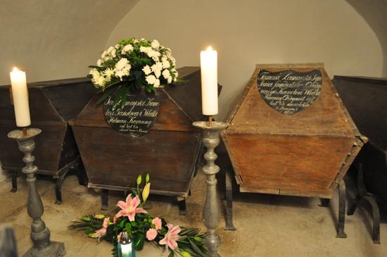 groby Zamoyskich