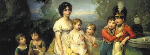 Zofia Cz matka rodu zamoyskich  6 dzici a bylo 10