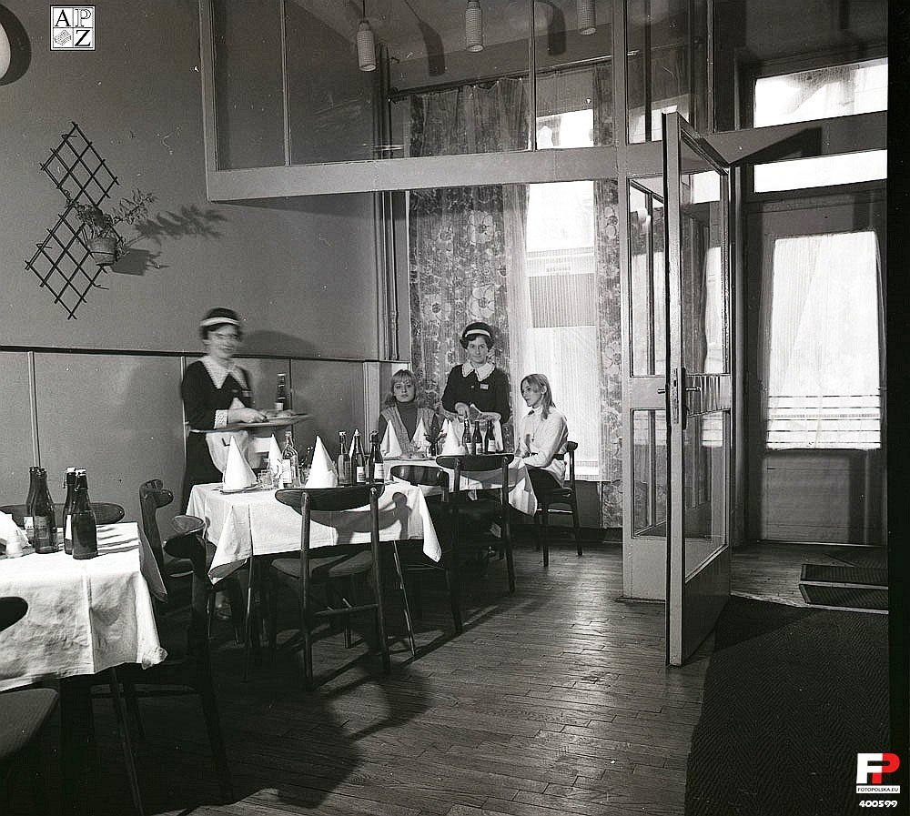 centralka kelnerki