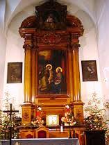kapucynó w Krakowie