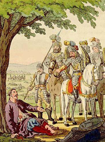 Władysław_Łokietek_and_Florian_Szary_in_1331