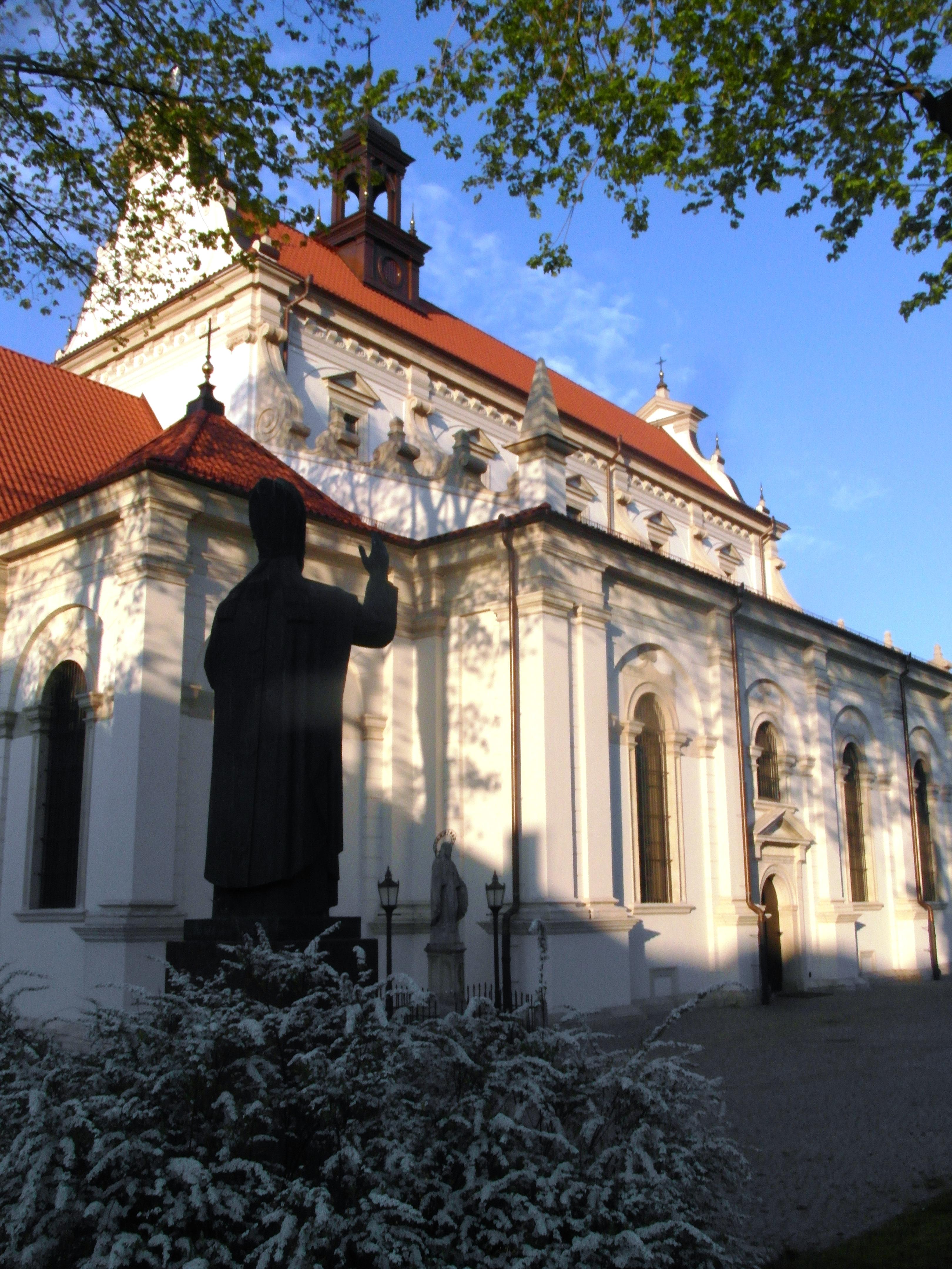 katedra Papieżok