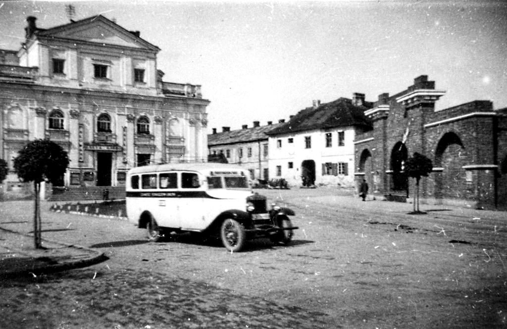 Kościół franciszk przed wojną