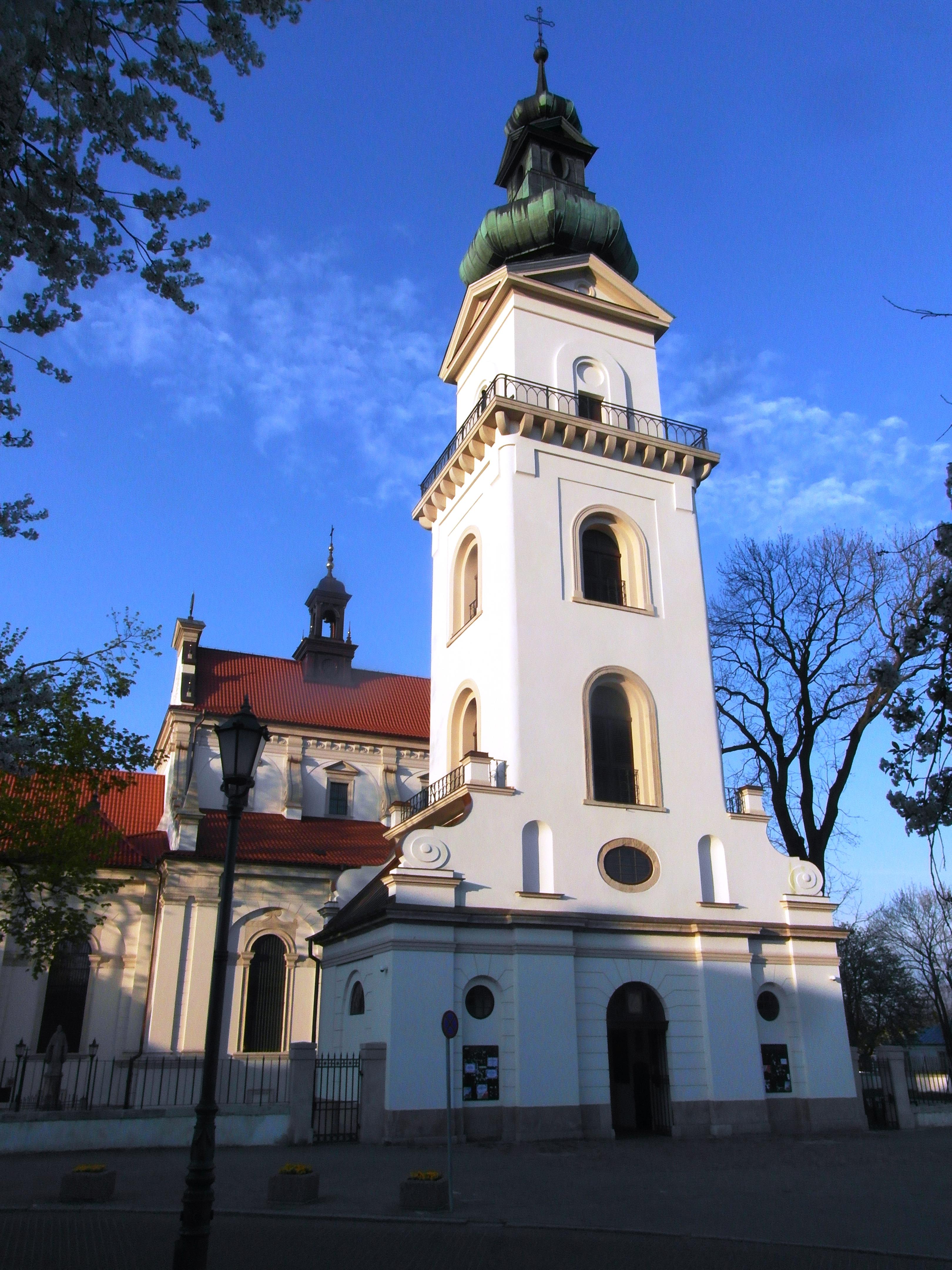 katedra wieża